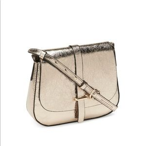 Gap pewter crossbody